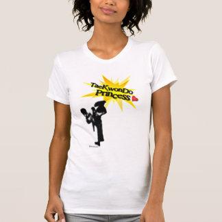 Princesa de TaekwonDo! Camisetas