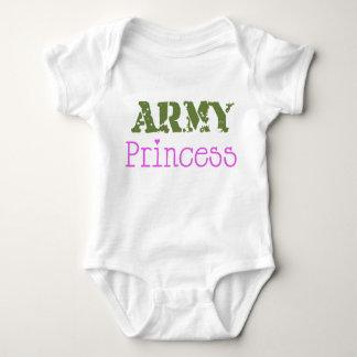 Princesa do exército tshirt