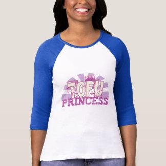 Princesa do Tofu - comida engraçada Tshirt