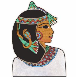 Princesa egípcia escultura de foto