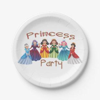 Princesa festa de aniversário