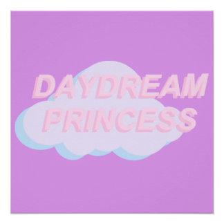 Princesa ideal Pastel Gótico do dia Poster Perfeito