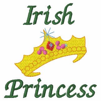 Princesa irlandesa personalizada Embroidered