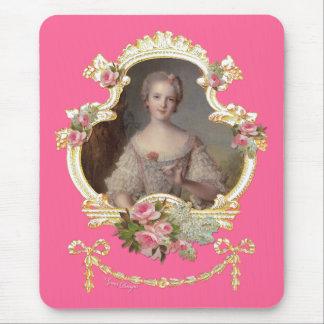 Princesa nova Marie Antoinette Mouse Pad