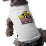 Princesa Pac Roupa Camisetas Para Caes