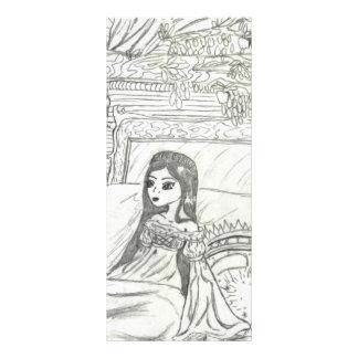 Princesa Poema 10.16 X 22.86cm Panfleto