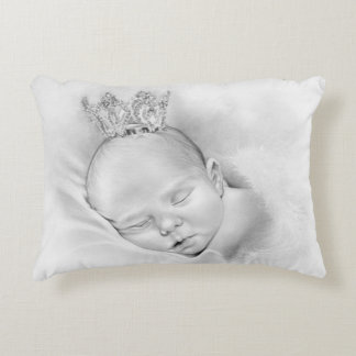 Princesa Sleeping DESCANSAR do anjo do bebê Almofada Decorativa