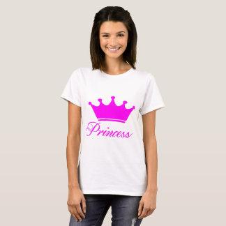 Princesa T-shirt Camiseta