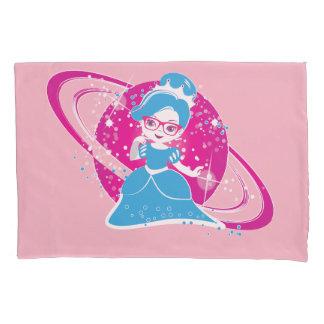 Princesas Vestir-se Vidro Demasiado do espaço - a