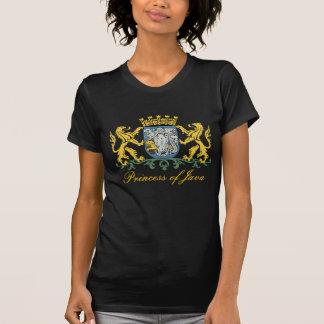 Princess of Java® Camiseta