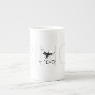Príncipe da caneca da paz - selecione seu tamanho