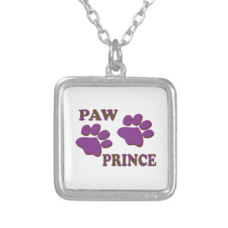Príncipe da pata bijuteria personalizada