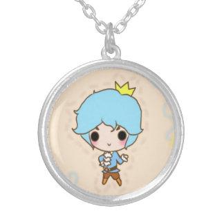 Príncipe de Chibi Bijuteria Personalizada