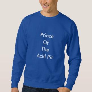Príncipe do poço ácido moletom