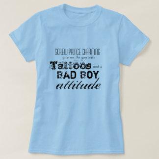 Príncipe encantamento do parafuso… camiseta