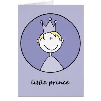 príncipe pequeno 01 cartões