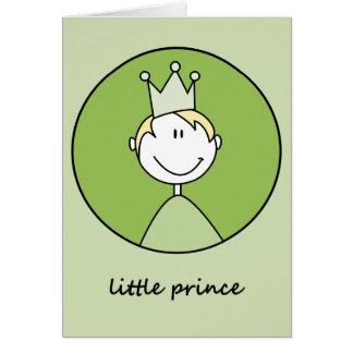 príncipe pequeno 02 cartao