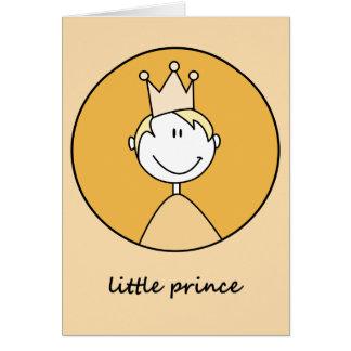 príncipe pequeno 03 cartões