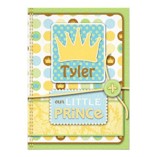 Príncipe pequeno Convite
