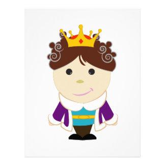 Príncipe pequeno papel de carta
