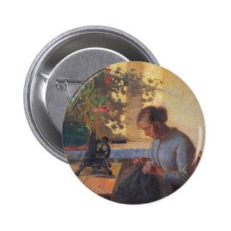 Princípios Sewing para o botão dos miúdos Bóton Redondo 5.08cm
