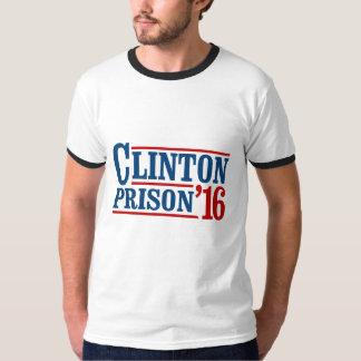 Prisão 2016 de Clinton -- Eleição 2016 - Camiseta