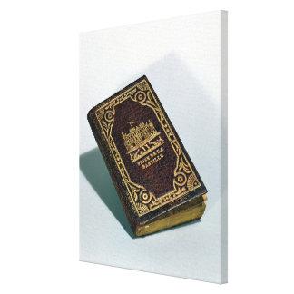 Prise de la Bastille, cópia de um livro Impressão Em Tela Canvas