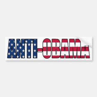 Pro-América Anti-Obama Adesivo Para Carro