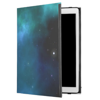 Pro caso do iPad azul do céu da galáxia