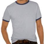 Pro família velha (vintage do marinho) tshirt