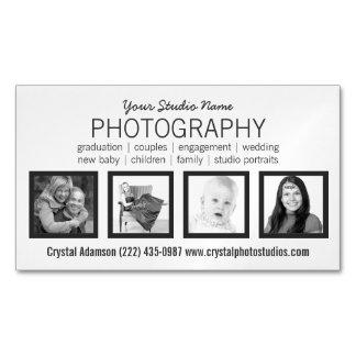 Pro fotógrafo com as 4 fotos feitas sob encomenda