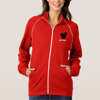 Pro jaqueta tribal da trilha de Sportwear