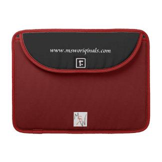 Pro luva do Mac brilhante do hibiscus Capa Para MacBook