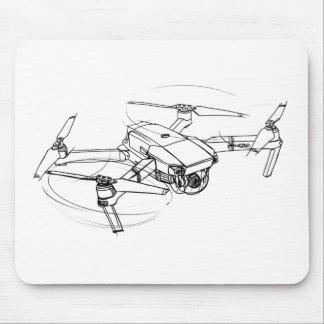 Pro quadcopter de DJI Mavic Mousepad