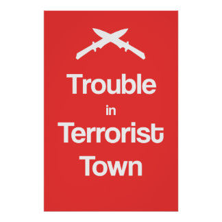 Problema no poster de Garry'smod da cidade do