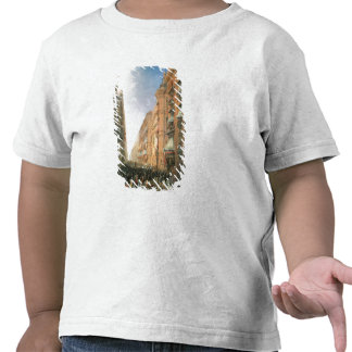 Procissão de Corpus Christi dentro através de Dora T-shirts