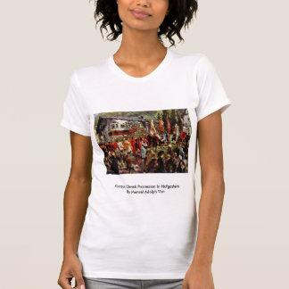 Procissão de Corpus Christi em Hofgastein Camiseta