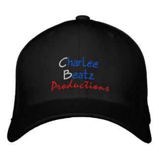 Produções de Charlee Beatz Boné Bordado