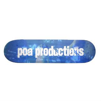 Produções do APC - skate caído do anjo
