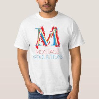 Produções NZ do montagem Camiseta