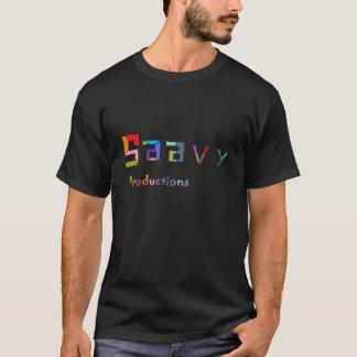 produções saavy 1 camiseta