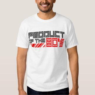 Produto do anos 80 -- T-shirt