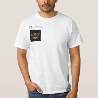 Produtor T do grupo de filme do CCP Camiseta