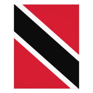 Produtos & design de Trinidad and Tobago! Panfleto Personalizado