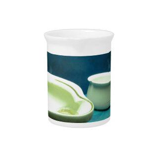 Produtos manufacturados titânicos jarros para bebidas