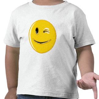 (Produtos múltiplos do smiley face) Tshirts