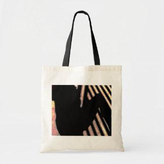 Produtos sombreados do múltiplo da personalidade bolsas para compras