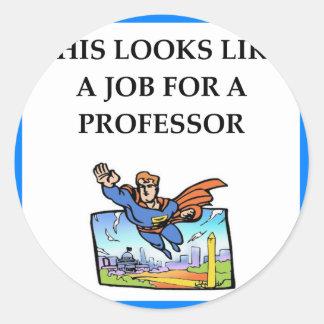 PROFESSOR ADESIVO