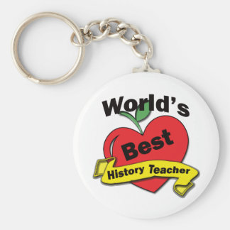 Professor da história do mundo o melhor chaveiro