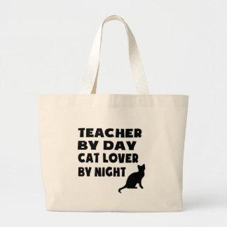 Professor em o dia sacola tote jumbo